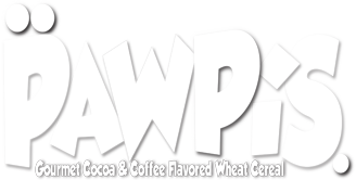 Pawpis Cocoa & Coffee Flavored Wheat Cereal